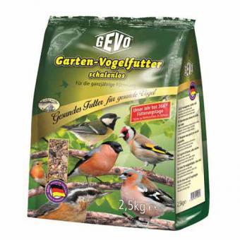 Gartenvogelfutter