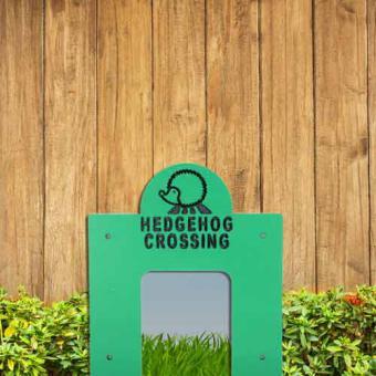 Igeltor für Gartenzäune