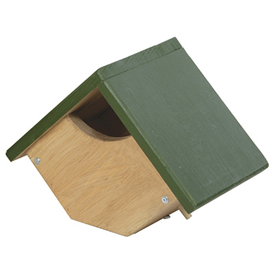 der natur shop naturschutz produkte nistkasten f r zaunk nig rotkehlchen online kaufen. Black Bedroom Furniture Sets. Home Design Ideas